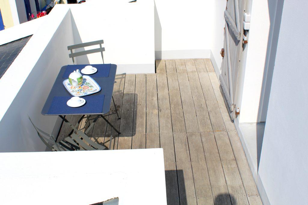 """[Rêve de Goélan] """"Les Ajoncs"""": Appartement à l'étage avec terrasse"""
